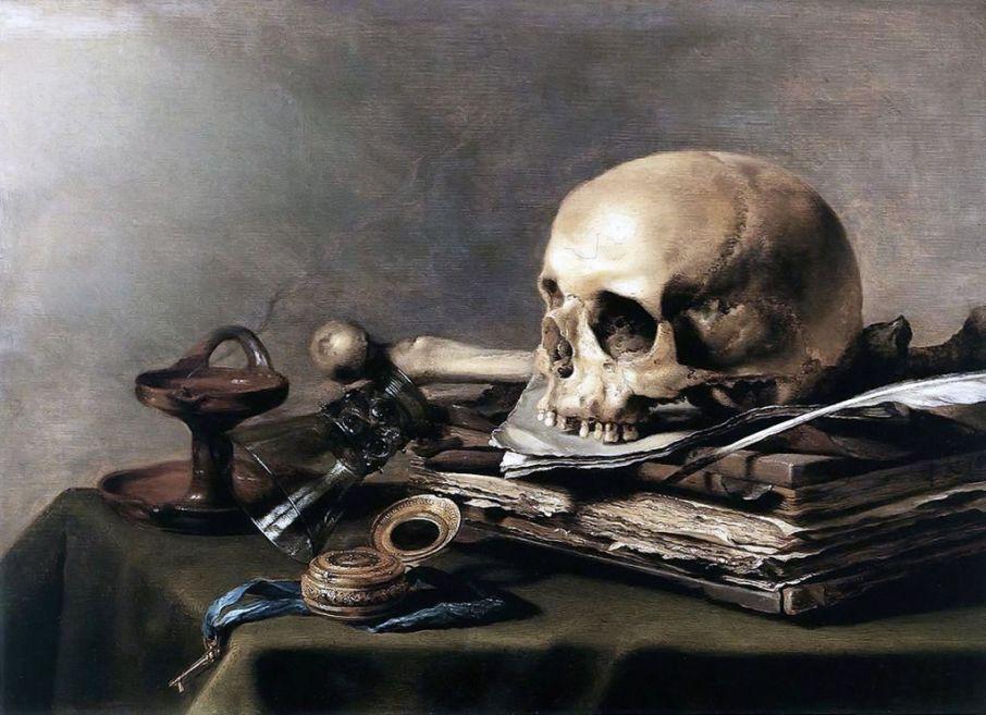 painting by Pieter Claesz