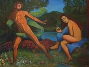 The Forbidden Fruit by D- Mark-O