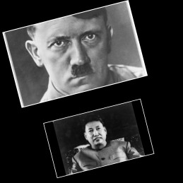 Hitler, Pol pot
