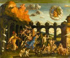 John MacTaggart 'Humanism' Italian Renaissance Art