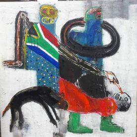 Bob-nosa Uwagboe - Xenophobia