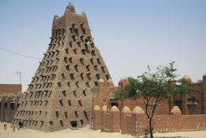 Sankore University and Mosque in Timbuktu