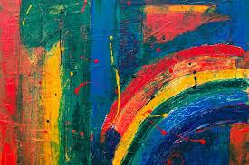 Rainbow by Steve Johnson